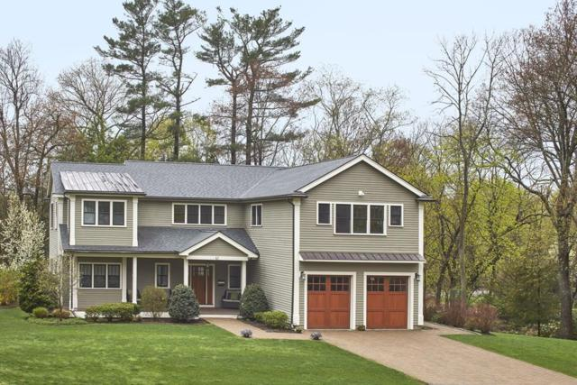 41 Country Club Lane, Belmont, MA 02478 (MLS #72517270) :: Lauren Holleran & Team
