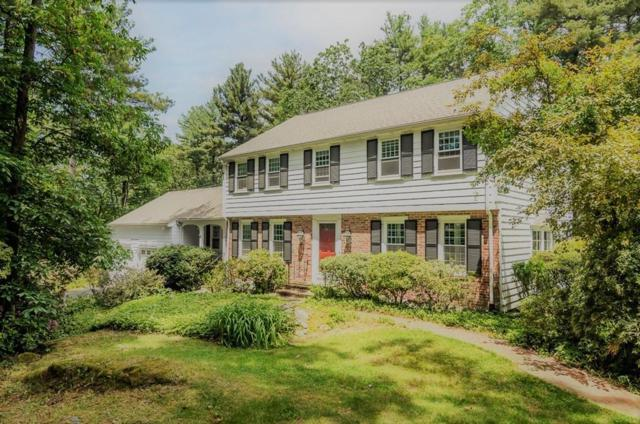 40 White Pine Road, Needham, MA 02492 (MLS #72517333) :: The Gillach Group