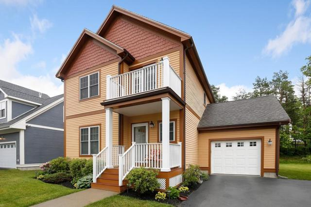18 Snowden Way, Boston, MA 02124 (MLS #72517405) :: Apple Country Team of Keller Williams Realty