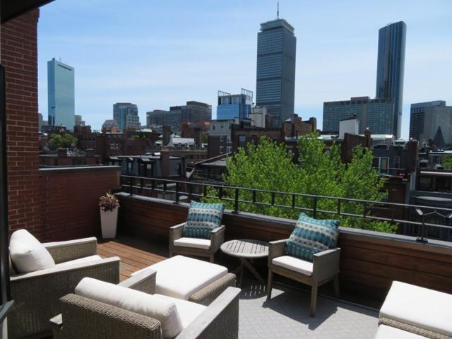 375 Marlborough Street #4, Boston, MA 02115 (MLS #72517474) :: The Russell Realty Group