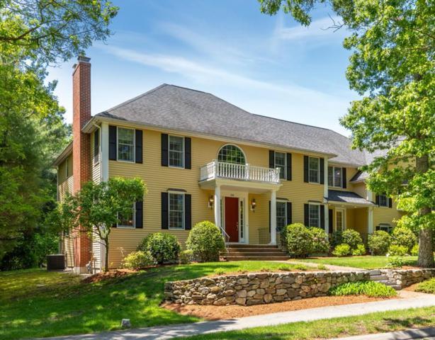 210 Grove Street, Lexington, MA 02420 (MLS #72517489) :: Apple Country Team of Keller Williams Realty
