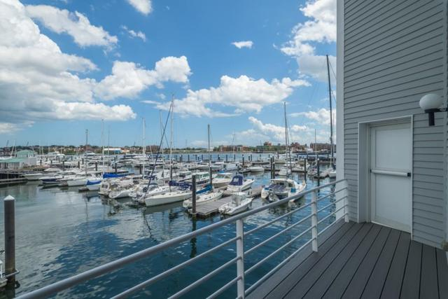 55 Pier 7 #55, Boston, MA 02129 (MLS #72517514) :: Vanguard Realty