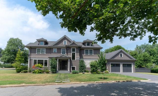 57 Metacomet Rd, Newton, MA 02468 (MLS #72517525) :: Kinlin Grover Real Estate