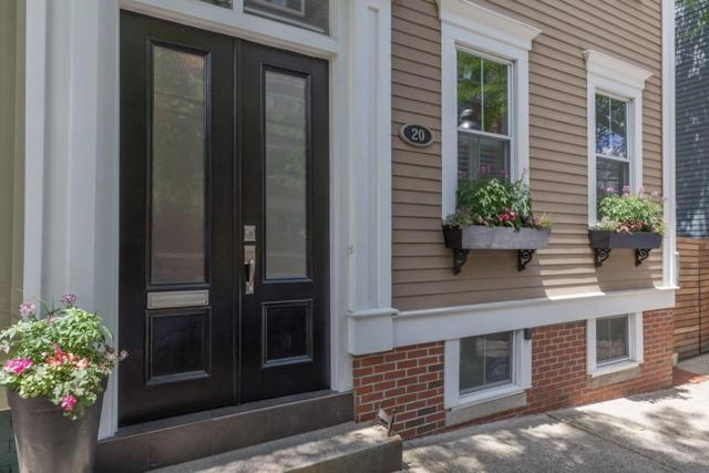 20 Lexington Street, Boston, MA 02129 (MLS #72517528) :: Vanguard Realty