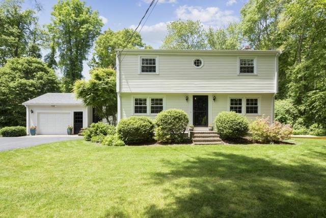 25 Old Oaken Bucket Rd, Norwell, MA 02061 (MLS #72517554) :: Apple Country Team of Keller Williams Realty