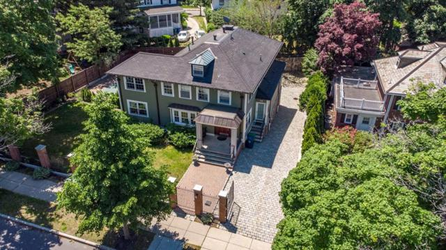 902 Commonwealth Ave, Newton, MA 02459 (MLS #72517565) :: Kinlin Grover Real Estate