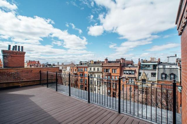361 Beacon Street Ph-1, Boston, MA 02116 (MLS #72517602) :: The Russell Realty Group