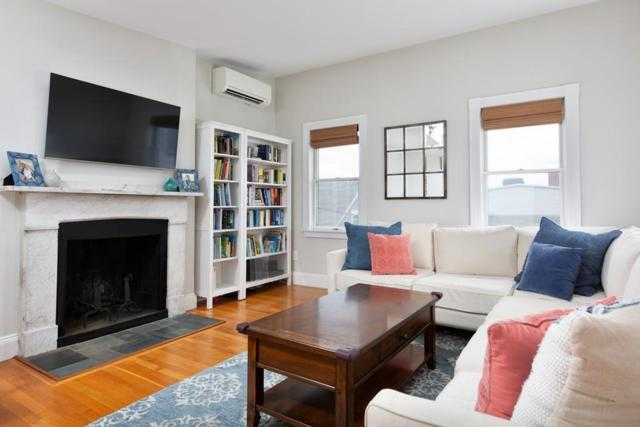 25 Albion Place #2, Boston, MA 02129 (MLS #72517681) :: DNA Realty Group