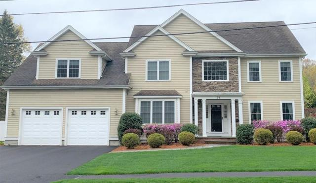 24 Surrey Rd, Norwood, MA 02062 (MLS #72517727) :: Trust Realty One