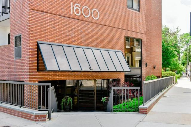 1600 Massachusetts Avenue #302, Cambridge, MA 02138 (MLS #72517730) :: The Gillach Group