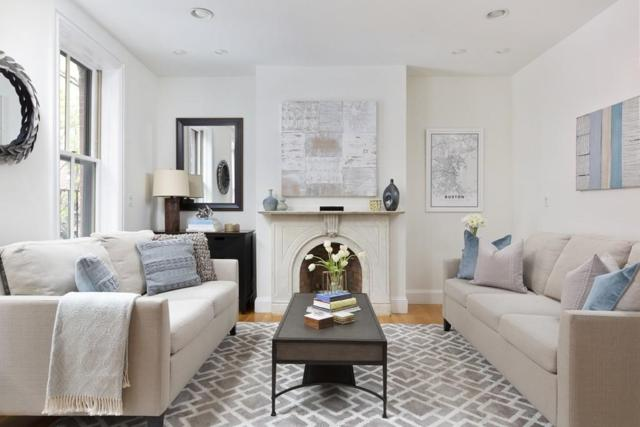 44 Garden St #2, Boston, MA 02114 (MLS #72517760) :: DNA Realty Group
