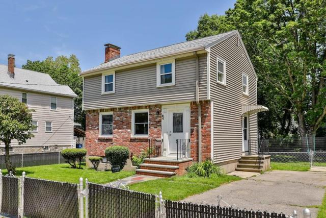 86 Orange Street, Boston, MA 02131 (MLS #72517772) :: The Gillach Group