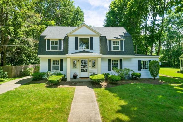 1206 Great Plain Ave, Needham, MA 02492 (MLS #72517832) :: The Gillach Group