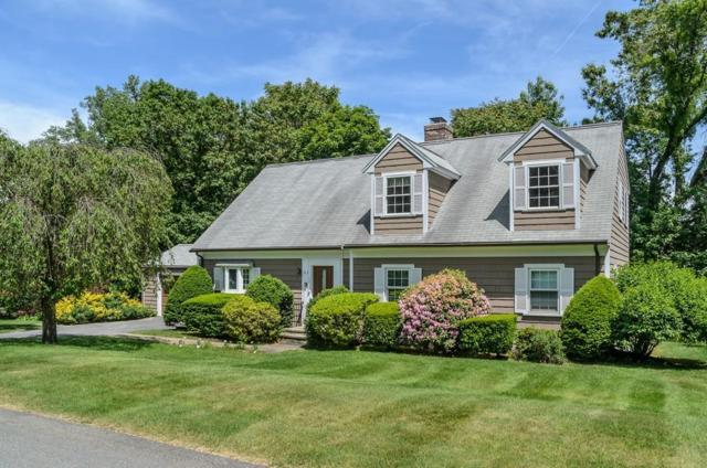 23 Crestwood Drive, Wellesley, MA 02481 (MLS #72517895) :: The Gillach Group