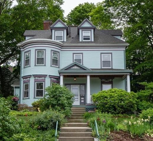 26 Rice Street, Newton, MA 02459 (MLS #72517897) :: Kinlin Grover Real Estate