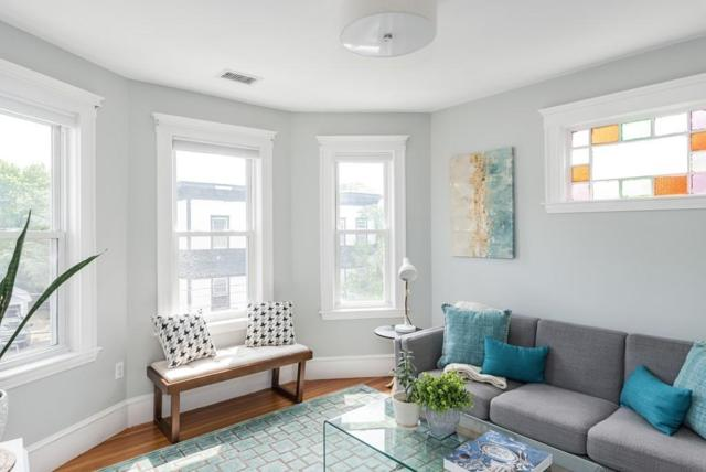 16 Reed St #3, Cambridge, MA 02140 (MLS #72517970) :: The Gillach Group