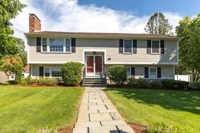 68 Brewster, Needham, MA 02492 (MLS #72518002) :: The Gillach Group