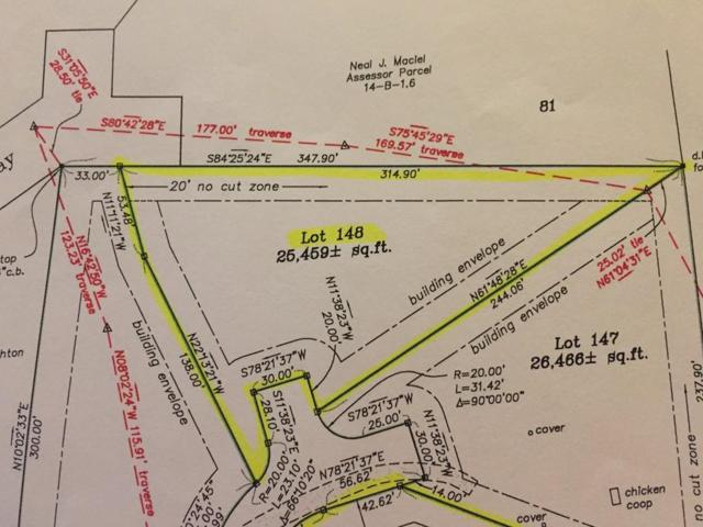 0 Red Buoy Ln. Lot 148, Tisbury, MA 02568 (MLS #72518089) :: Spectrum Real Estate Consultants