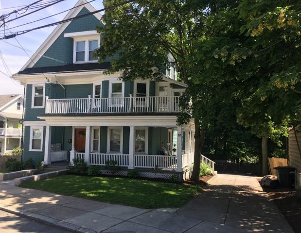 10 Justin Rd #10, Boston, MA 02135 (MLS #72518184) :: Vanguard Realty