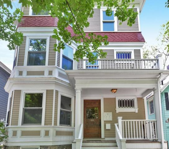639 Chestnut Hill Ave #1, Brookline, MA 02445 (MLS #72518190) :: Vanguard Realty