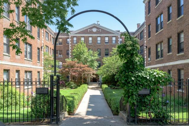66 Queensberry St #415, Boston, MA 02215 (MLS #72518303) :: Driggin Realty Group