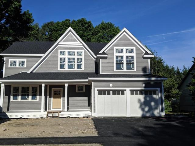 60 Richard Rd, Needham, MA 02492 (MLS #72518319) :: The Gillach Group