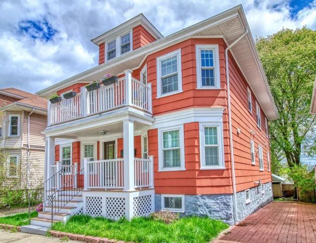 1554 Centre Street #2, Boston, MA 02131 (MLS #72518323) :: The Gillach Group