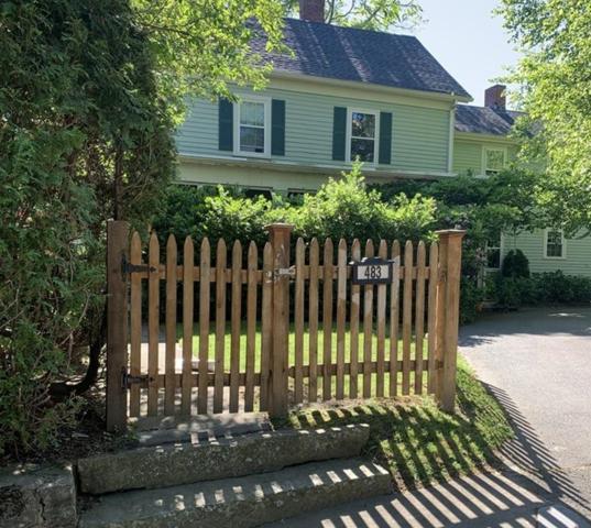 483 Auburn, Newton, MA 02466 (MLS #72518336) :: Kinlin Grover Real Estate