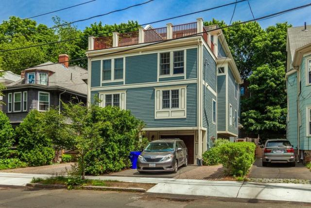 101 Stedman #1, Brookline, MA 02446 (MLS #72518353) :: The Gillach Group