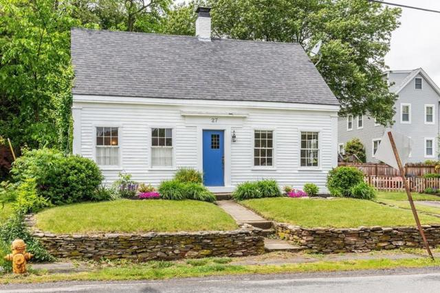 27 Merrimac St, Amesbury, MA 01913 (MLS #72518457) :: Welchman Torrey Real Estate Group