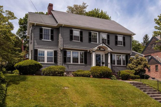 52 Lincoln Street, Belmont, MA 02478 (MLS #72518460) :: Lauren Holleran & Team