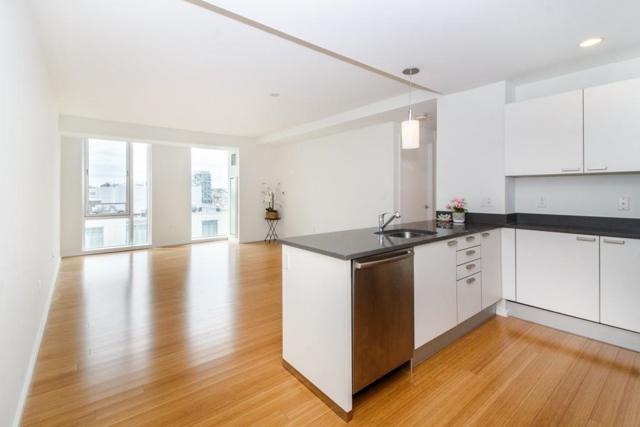 2 Earhart St #1002, Cambridge, MA 02141 (MLS #72518509) :: The Gillach Group