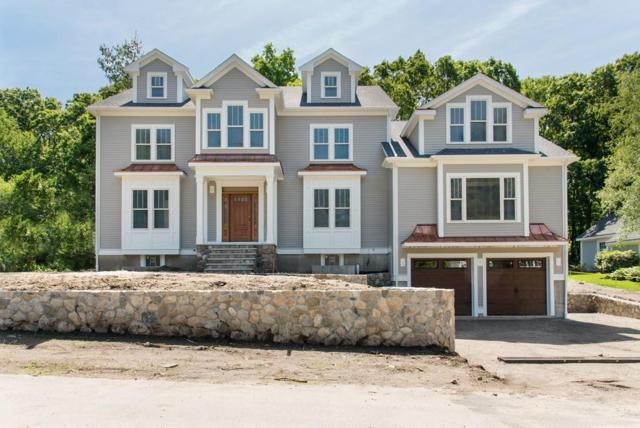 33 Birch Hill Road, Belmont, MA 02478 (MLS #72518523) :: Lauren Holleran & Team