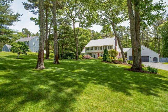 95 Shrine Road, Norwell, MA 02061 (MLS #72518551) :: Apple Country Team of Keller Williams Realty