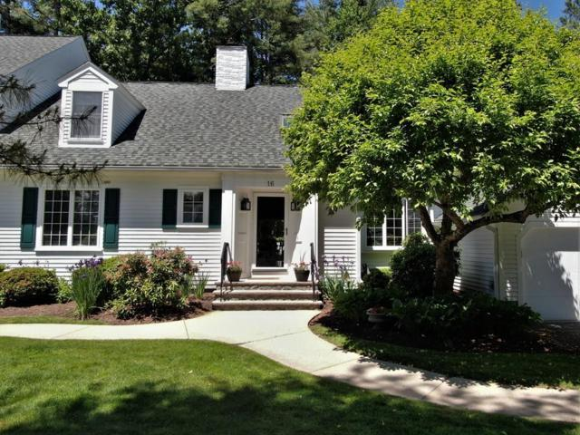 16 Bartletts Reach #16, Amesbury, MA 01913 (MLS #72518581) :: Kinlin Grover Real Estate