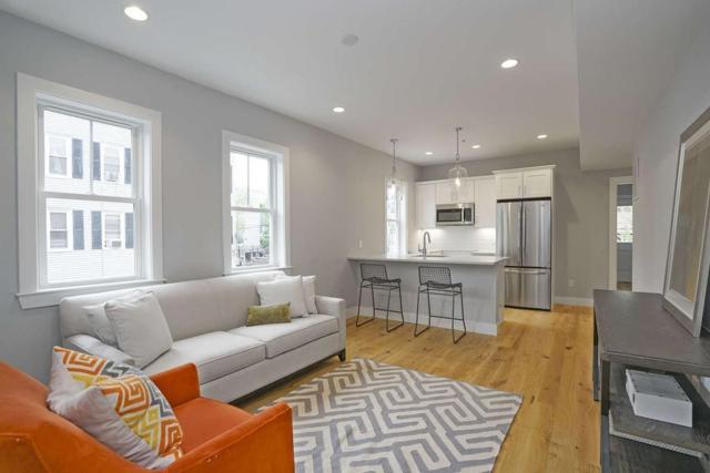 335 Maverick Street #1, Boston, MA 02128 (MLS #72518627) :: The Russell Realty Group