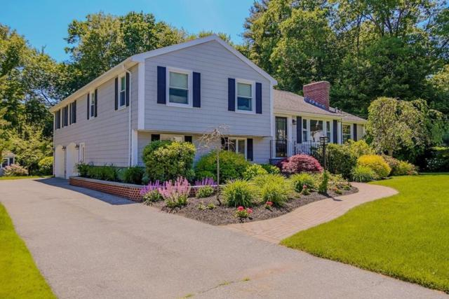 9 Wildwood Street, Burlington, MA 01803 (MLS #72518770) :: The Russell Realty Group