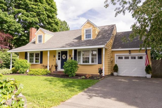 112 Humphrey St, Marblehead, MA 01945 (MLS #72518784) :: The Russell Realty Group