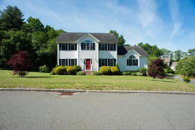 160 Forsythe Farm Rd, Northbridge, MA 01534 (MLS #72518803) :: Welchman Torrey Real Estate Group