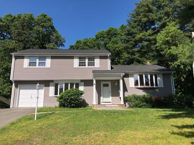 45 Oak Hill Drive, Sharon, MA 02067 (MLS #72518838) :: Team Tringali