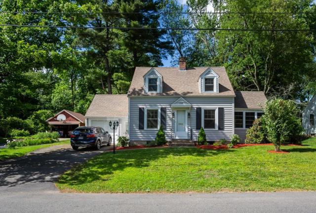 120 Warren Ter, Longmeadow, MA 01106 (MLS #72518891) :: Kinlin Grover Real Estate
