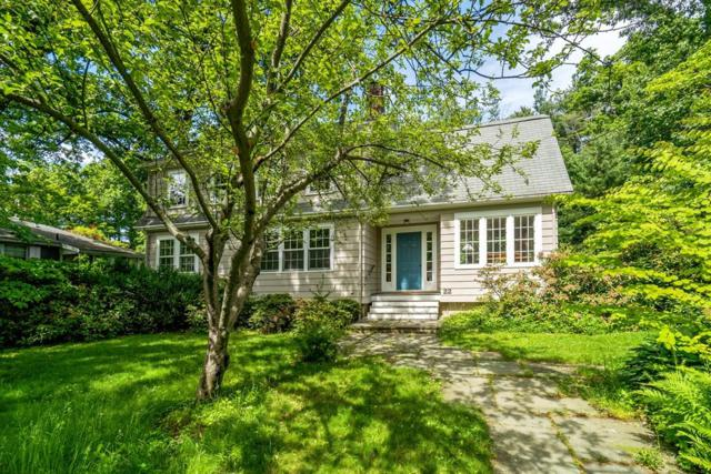 22 Woodland Rd, Lexington, MA 02420 (MLS #72518981) :: DNA Realty Group