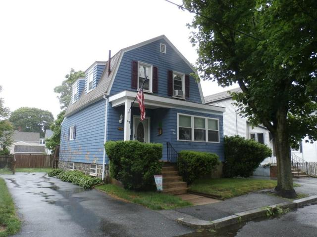 41 Cliff Street, Malden, MA 02148 (MLS #72518984) :: Trust Realty One