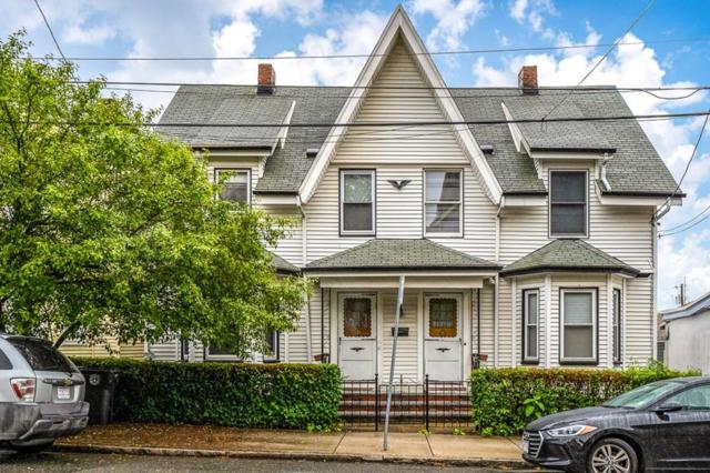 145 Spencer Ave, Chelsea, MA 02150 (MLS #72519088) :: The Russell Realty Group