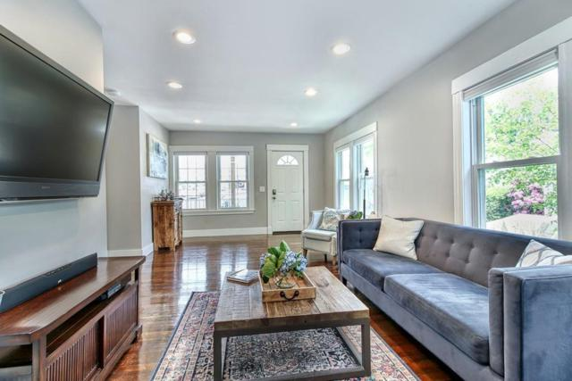 120 Ardale Street #120, Boston, MA 02131 (MLS #72519092) :: The Gillach Group