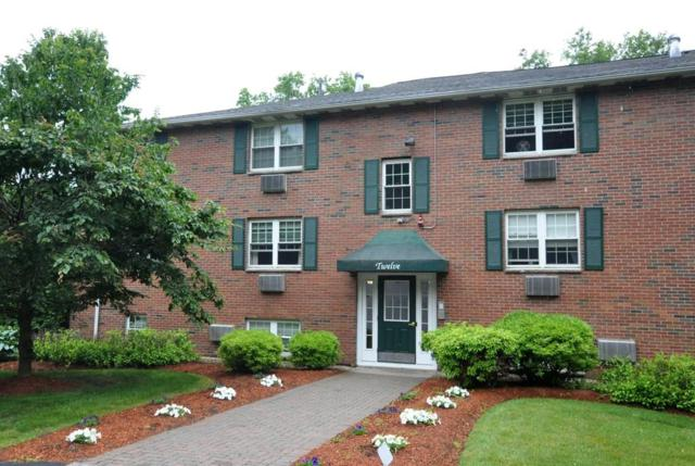 12 Wampus Ave #33, Acton, MA 01720 (MLS #72519193) :: Apple Country Team of Keller Williams Realty