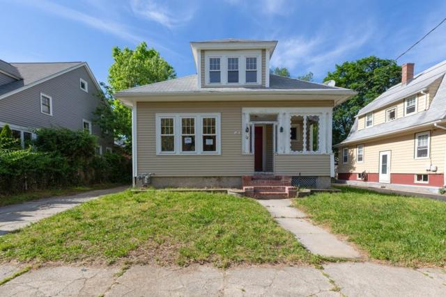 73 Moorland Ave, Cranston, RI 02905 (MLS #72519245) :: The Russell Realty Group