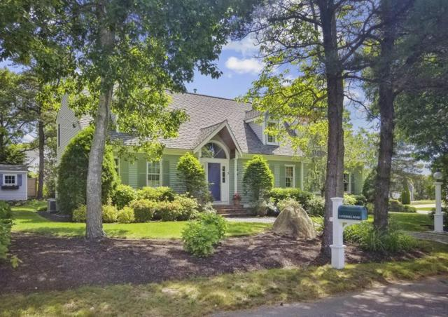 5 Overhill Road, Falmouth, MA 02556 (MLS #72519358) :: The Gillach Group