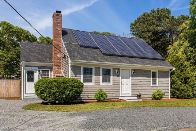 910 Queen Anne Rd, Harwich, MA 02645 (MLS #72519428) :: The Russell Realty Group
