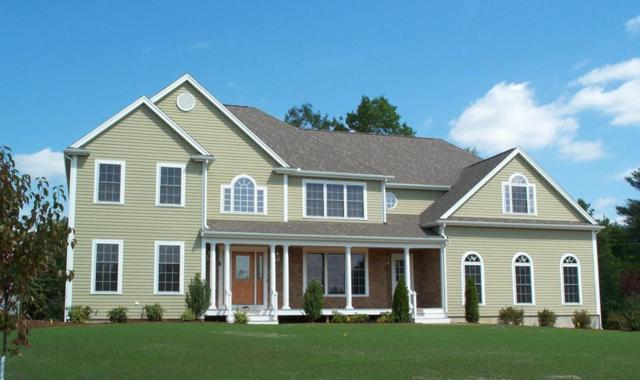 Lot 22 Lullaby Lane, Easton, MA 02356 (MLS #72519465) :: The Gillach Group
